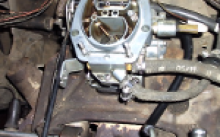 Неустойчивый холостой ход двигателя с карбюратором 2108 Солекс и 2105, 2107 Озон