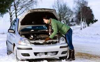 Что сделать чтобы двигатель зимой заводился