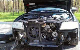 Как заменить ремень ГРМ на автомобиле Audi A6 C5