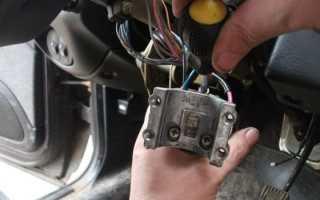 Особенности замены замка зажигания в Ниве Шевроле: как поменять своими руками