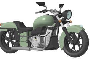 Что можно сделать из мотоциклетного двигателя