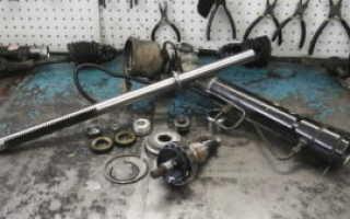 Как выполняют ремонт рулевой рейки Меган 3 в специализированном сервисе