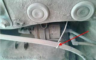 Топливный фильтр Фольксваген Джетта 6