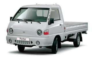 Hyundai Porter (Хендай Портер)