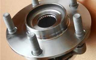 Рекомендации по замене и при покупке ступицы автомобиля Nissan Qashqai