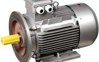 Двигатель асинхронный аир 100 схема подключения