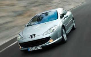 Вскрытие автомобиля Peugeot (Пежо)