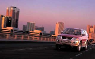 Mitsubishi pajero sport 2015 какой двигатель