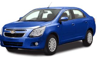 Chevrolet cobalt сколько масла в двигателе