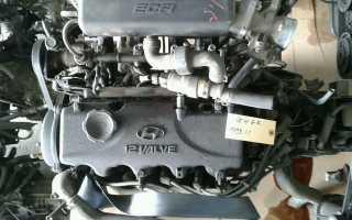 Двигатель Хендай Акцент – характеристики, устройство, мощность