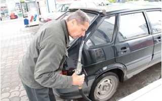 Выявление неисправности двигателя автомобиля
