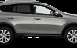 Ремонт и обслуживание Toyota RAV4 (Тойота РАВ4)