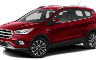 Расход топлива Ford Escape