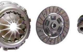Замена диска сцепления на ВАЗ-2104-2107