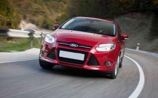 Форд: профессиональный капитальный ремонт двигателя Фокус 3 – цена безупречной работы мотора