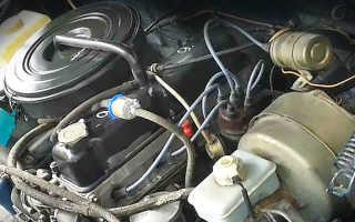 Характеристики волговского двигателя 402