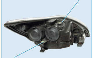 42-2 Ремонт Ford Focus II