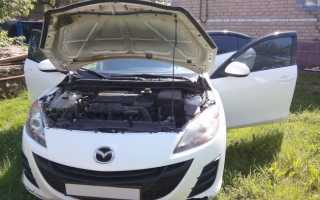 Не заводится Mazda 3