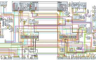 406 двигатель евро 3 схема