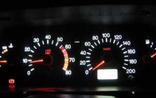 Обзор и самостоятельная замена панели приборов на ВАЗ 2110