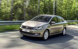 Регламент технического обслуживания Volkswagen Polo Sedan (Фольксваген Поло)