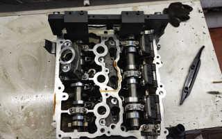 Что такое гбц в двигателе бмв