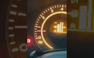 Холостые обороты двигателя 3zz
