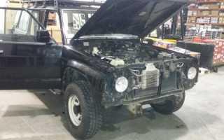 Ремонт двигателя Nissan Patrol (Ниссан Патрол)