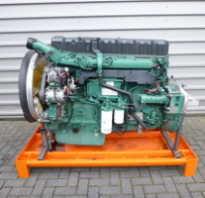 Двигатель вольво д12 характеристики