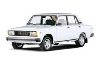 Автомобили ВАЗ 2105 (Жигули) 1980-1992 г