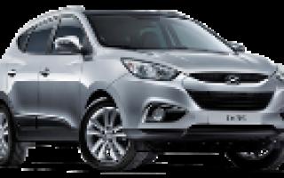 Заводится и глохнет Hyundai ix35/Tucson 2010-2015