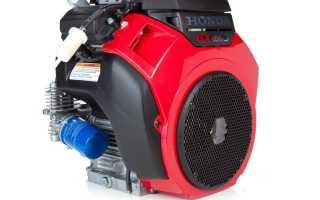 Двигатель honda gx 630 расход топлива