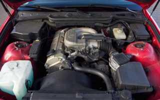 Двигатели бмв какие они