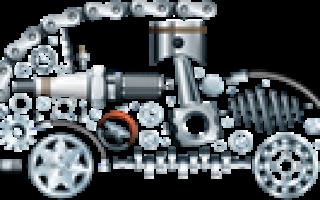 Что вставить в подушки двигателя