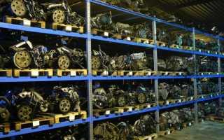 Что плохого в установке контрактного двигателя
