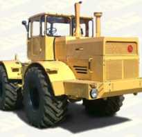 Что входит в двигатель трактора