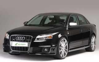 Замена сцепления на Audi A4 B7 quattro