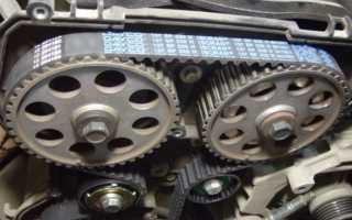 Когда нужно менять ремни ГРМ и насосы охлаждающей жидкости на моделях АвтоВАЗа