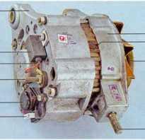 Подключение генератора на ВАЗ 2107