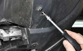 Замена ламп в ПТФ Логан фаза 1 — Renault Logan, л, года на DRIVE2