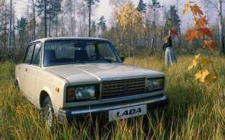 Ремонт печки в автомобиле ВАЗ 2107