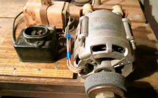 Что можно сделать с электро двигателя