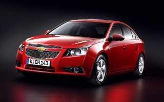 Замена топливного фильтра на Chevrolet Cruze