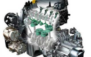 Замена ремня ГРМ на 8-ми клапанной Лада Ларгус: двигатели К7М и 11189