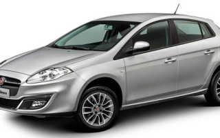 Расход топлива Fiat Punto