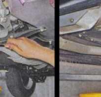 Замена масла в коробке передач ВАЗ 2107