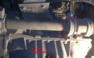 Замена промежуточного подшипника форд фокус 2