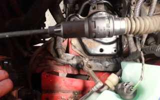 Как заменить трос сцепления на Пежо 206 седан