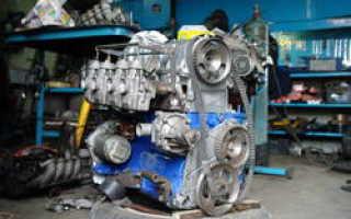 Фиат 124 схема двигателя