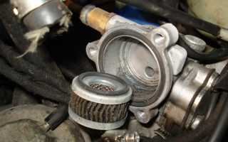 Газель 405 двигатель троит на ходу